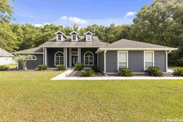 23156 NW 183rd Lane, High Springs, FL 32643 (MLS #435037) :: Rabell Realty Group