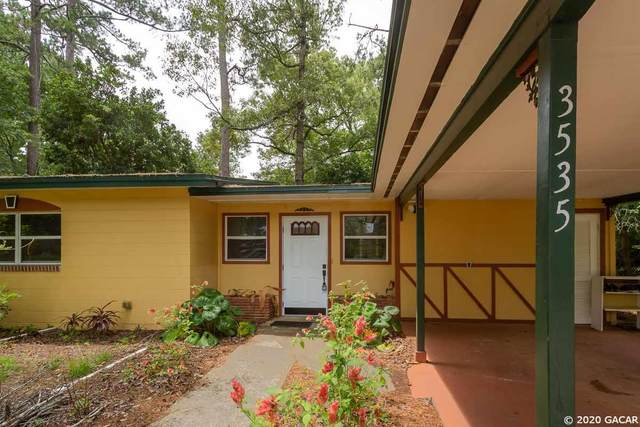 3535 NW 7th Place, Gainesville, FL 32607 (MLS #435048) :: Abraham Agape Group