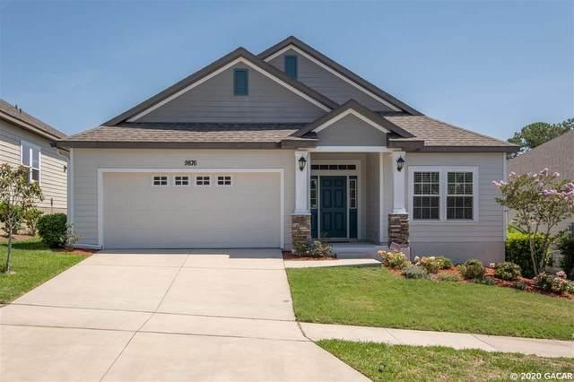 9876 NW 17th Road, Gainesville, FL 32606 (MLS #435064) :: Pristine Properties