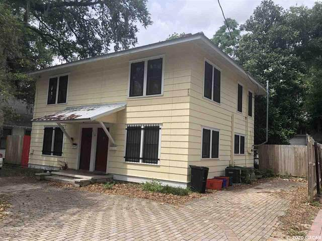 114 NW 10TH Street, Gainesville, FL 32601 (MLS #435081) :: Rabell Realty Group