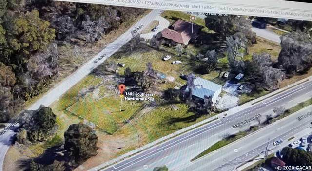 1620 SE Hawthorne Road, Gainesville, FL 32641 (MLS #435105) :: Better Homes & Gardens Real Estate Thomas Group
