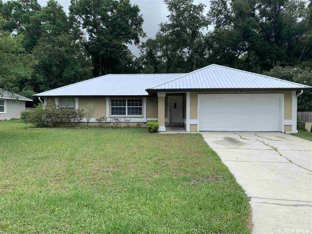 13810 NW 137th Place, Alachua, FL 32615 (MLS #435215) :: Pepine Realty
