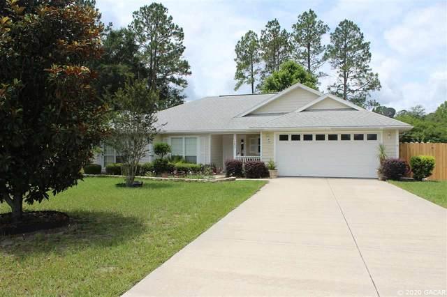 19672 NW 230 Street, High Springs, FL 32643 (MLS #435217) :: Pepine Realty