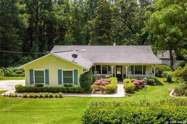 23721 NW 196th Terrace, High Springs, FL 32643 (MLS #435248) :: Pepine Realty