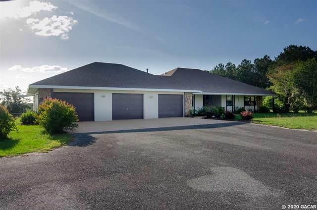 11908 NW 122ND Terrace, Alachua, FL 32615 (MLS #435263) :: Pepine Realty