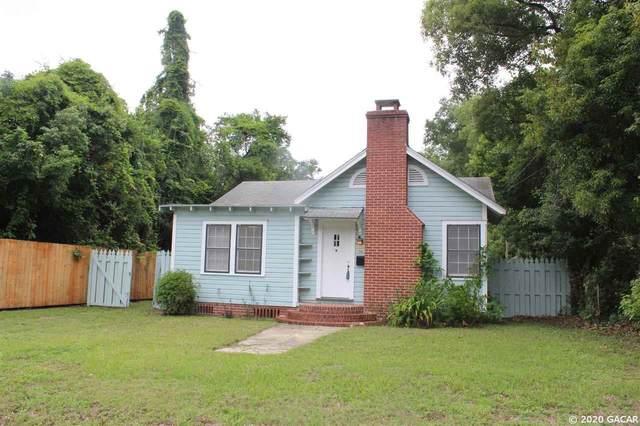 18 NE 10 Street, Gainesville, FL 32601 (MLS #435272) :: The Curlings Group
