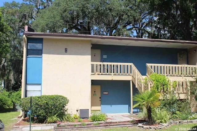 2811 SW Archer Road C-18, Gainesville, FL 32608 (MLS #435376) :: Abraham Agape Group