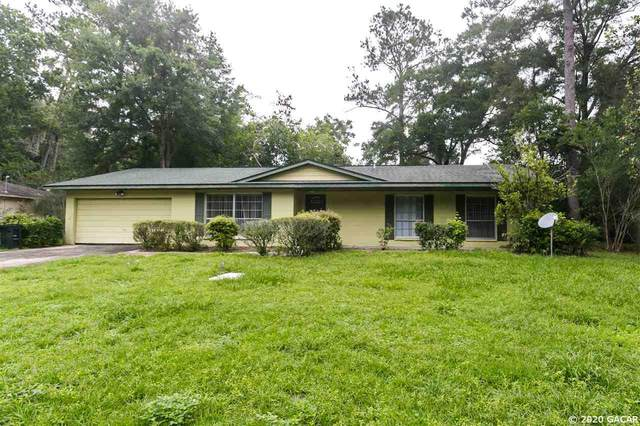 2250 NW 14TH Avenue, Gainesville, FL 32605 (MLS #435403) :: The Curlings Group