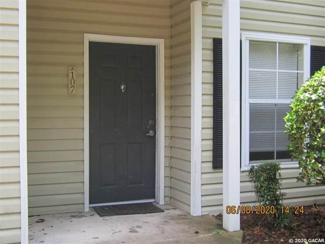 5065 NW 45th Road #107, Gainesville, FL 32606 (MLS #435507) :: Better Homes & Gardens Real Estate Thomas Group