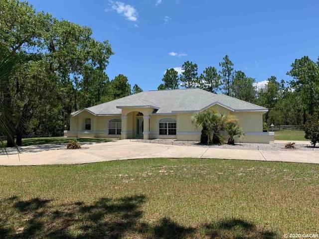 130 NE 131 Avenue, Williston, FL 32696 (MLS #435650) :: Rabell Realty Group