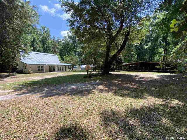 110 NE 786 Street, Old Town, FL 32680 (MLS #435651) :: Pristine Properties