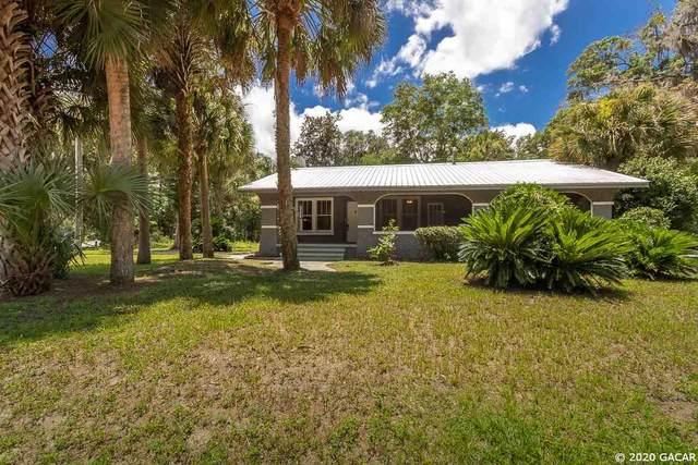 1903 NW 45TH Avenue, Gainesville, FL 32605 (MLS #435750) :: The Curlings Group