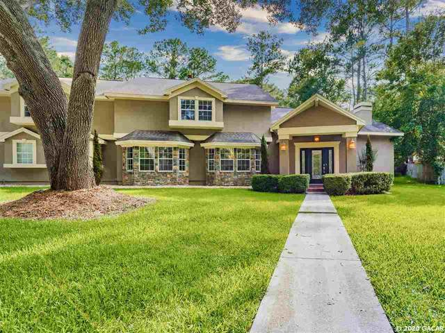 10107 NW 24TH Place, Gainesville, FL 32606 (MLS #435777) :: Abraham Agape Group