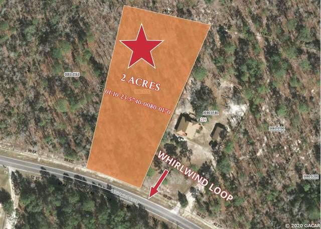 00 Whirlwind Loop, Hawthorne, FL 32640 (MLS #435789) :: Better Homes & Gardens Real Estate Thomas Group