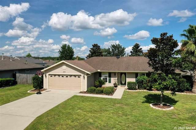 535 NW 233rd Terrace, Newberry, FL 32669 (MLS #435809) :: Pepine Realty