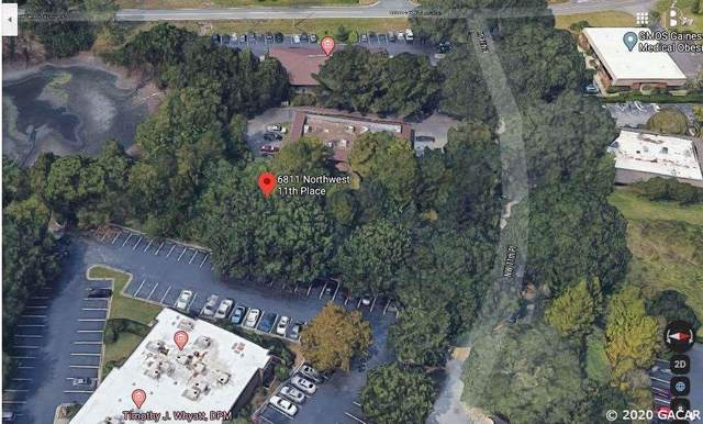 6811 NW 11th Place, Gainesville, FL 32605 (MLS #435841) :: The Curlings Group
