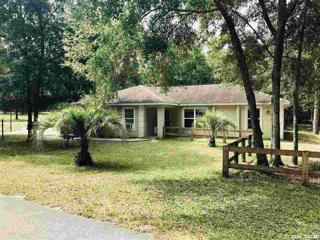 588 Standridge Street, Bronson, FL 32621 (MLS #435877) :: Rabell Realty Group