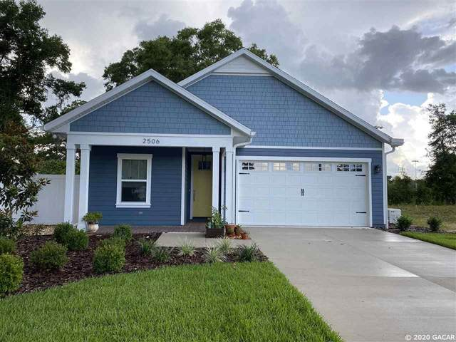 2506 NW 48th Terrace, Gainesville, FL 32606 (MLS #435942) :: Pepine Realty