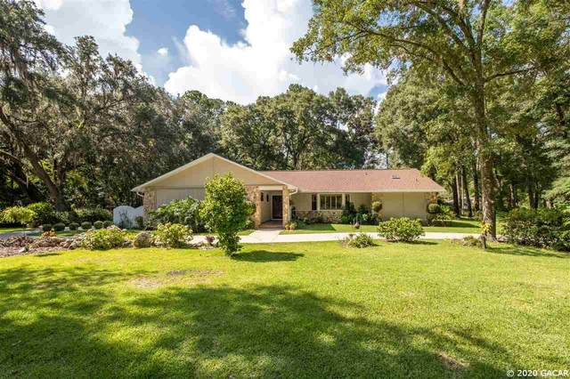 10000 SW 15th Place, Gainesville, FL 32607 (MLS #435968) :: Better Homes & Gardens Real Estate Thomas Group