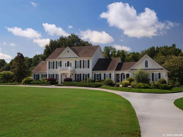 15411 NW 45th Place, Newberry, FL 32669 (MLS #435972) :: Pristine Properties
