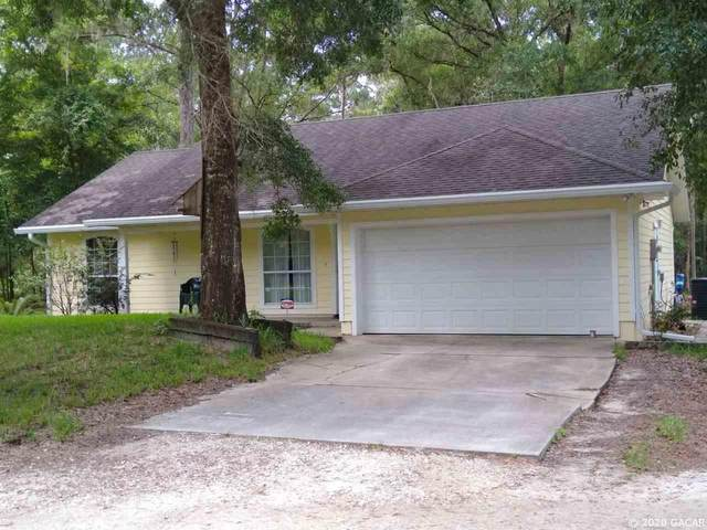 115 SW 1st Ave, Micanopy, FL 32667 (MLS #436030) :: Abraham Agape Group