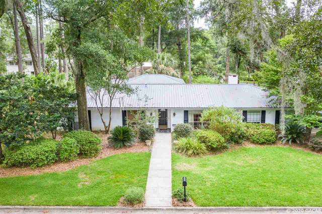 2617 NW 22nd Avenue, Gainesville, FL 32605 (MLS #436043) :: Pepine Realty