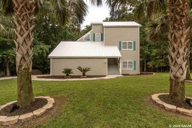 5215 NW 57TH Lane, Gainesville, FL 32653 (MLS #436045) :: Pristine Properties