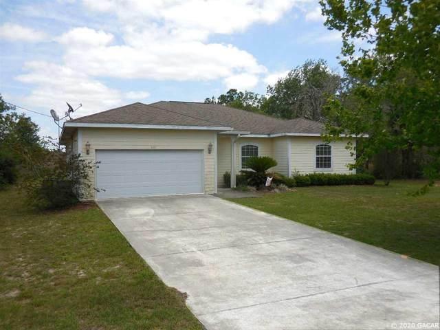 1411 NE 152nd Court, Williston, FL 32696 (MLS #436068) :: Pepine Realty