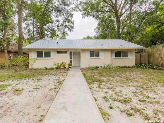 3133 NW 9 Terrace, Gainesville, FL 32609 (MLS #436071) :: Pepine Realty