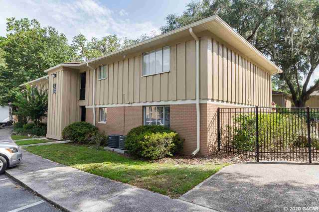 507 NW 39th Road #134, Gainesville, FL 32607 (MLS #436075) :: Pepine Realty