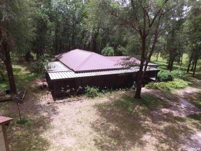 7350 SE County Road 337, Morriston, FL 32668 (MLS #436129) :: Rabell Realty Group