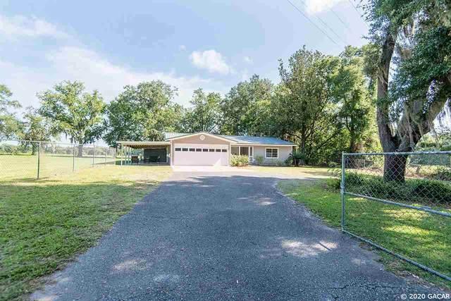 19862 NW County Road 235, Lake Butler, FL 32054 (MLS #436142) :: Pristine Properties