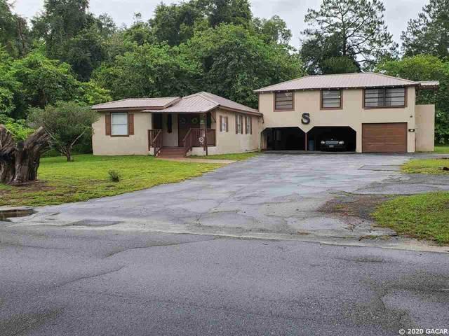 21 SE 10TH Street, Williston, FL 32696 (MLS #436148) :: Pristine Properties