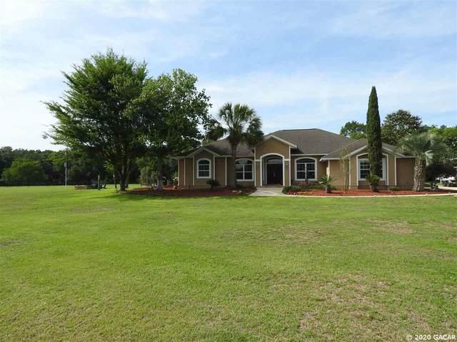 8417 NW 203 Terrace, Alachua, FL 32615 (MLS #436158) :: Pristine Properties