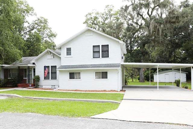 210 NW 254 Street, Newberry, FL 32669 (MLS #436174) :: Pristine Properties