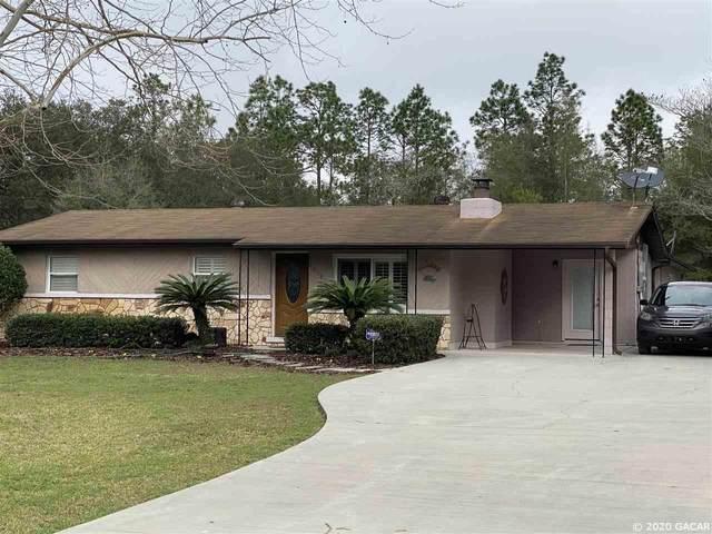 10191 NE 73RD Street, Bronson, FL 32621 (MLS #436184) :: Better Homes & Gardens Real Estate Thomas Group