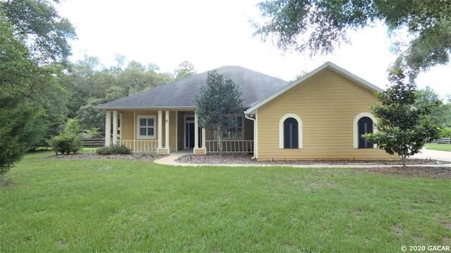 20352 NW 251st Terrace, High Springs, FL 32643 (MLS #436192) :: Pristine Properties