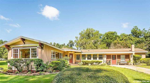 15002 NW 145th Terrace, Alachua, FL 32615 (MLS #436222) :: Better Homes & Gardens Real Estate Thomas Group