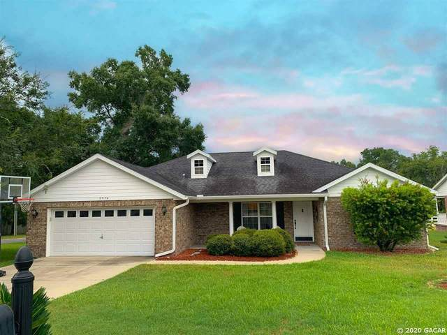 25176 SW 17th Avenue, Newberry, FL 32669 (MLS #436241) :: Pristine Properties