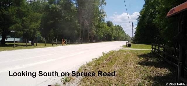 TBD SW Spruce Road, Ft. White, FL 32038 (MLS #436244) :: Better Homes & Gardens Real Estate Thomas Group