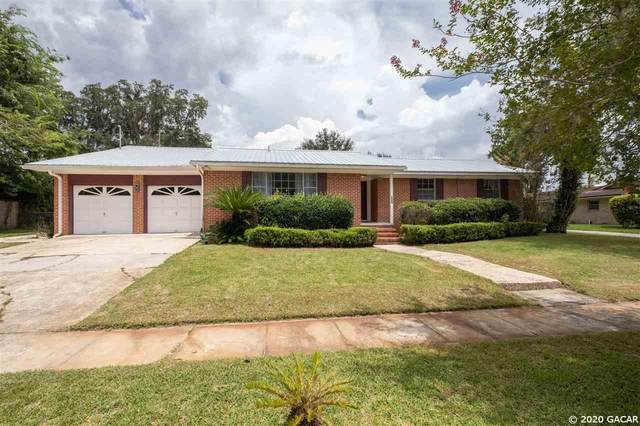 1003 NW 51st Terrace, Gainesville, FL 32605 (MLS #436248) :: Pristine Properties