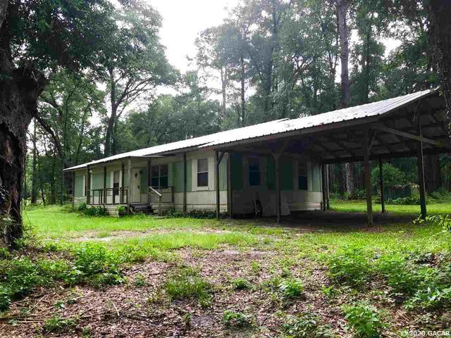 17607 SW 75th Avenue, Archer, FL 32618 (MLS #436254) :: Better Homes & Gardens Real Estate Thomas Group