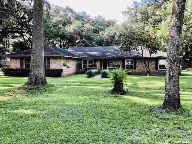 25108 NW 122nd Avenue, High Springs, FL 32643 (MLS #436257) :: Rabell Realty Group