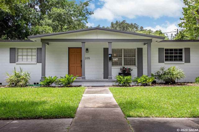 205 NE 10TH Avenue, Gainesville, FL 32601 (MLS #436259) :: Abraham Agape Group