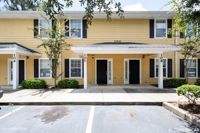 2921 SW 35TH Place #107, Gainesville, FL 32608 (MLS #436260) :: Better Homes & Gardens Real Estate Thomas Group