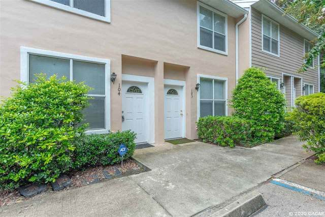 4415 SW 34TH Street #104, Gainesville, FL 32608 (MLS #436261) :: Better Homes & Gardens Real Estate Thomas Group