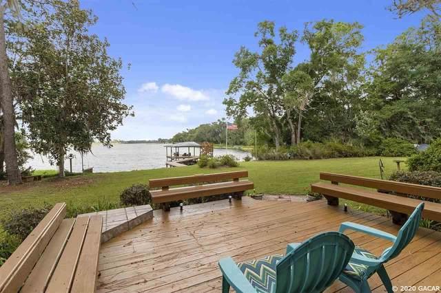 447 N State Road 21, Hawthorne, FL 32640 (MLS #436276) :: Pristine Properties