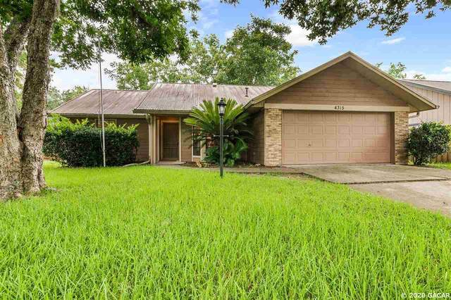 4315 NW 60th Terrace, Gainesville, FL 32606 (MLS #436281) :: Abraham Agape Group