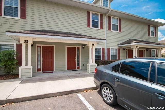 2942 SW 35th Place #36, Gainesville, FL 32608 (MLS #436291) :: Better Homes & Gardens Real Estate Thomas Group