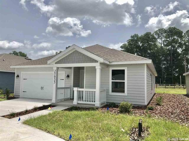 25121 SW 7th Lane, Newberry, FL 32669 (MLS #436293) :: Pristine Properties